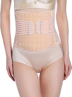 Aivtalk Adjustable Postpartum Support Girdle Waist Trainer Tummy Trimmer Belt