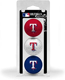 texas rangers golf balls