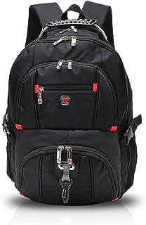 Mochila Bolsas Escolares para 12-15.6 Pulgada Laptop Multiusos Mochilas Hombre Mujer Escolares para Diario Negocio Trabajo Viaje Universidad Trabajo Viaje Daypacks
