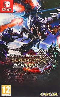 Capcom Monster Hunter Generations Ultimate (Nintendo Switch)