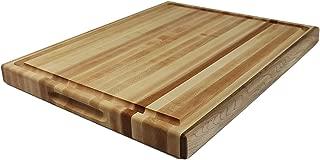 Hardwood Edge Grain Cutting Board/Butcher Block - 20