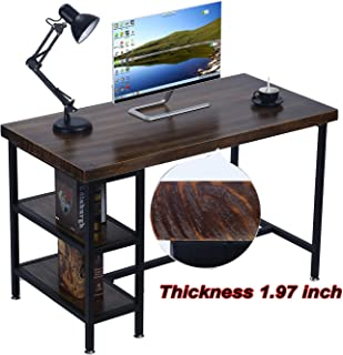 Environmentally Solid Wood Office Desk Industrial 47