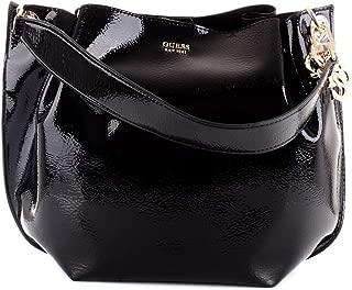 Luxury Fashion | Guess Womens HWPT6853030NERO Black Shoulder Bag | Fall Winter 19