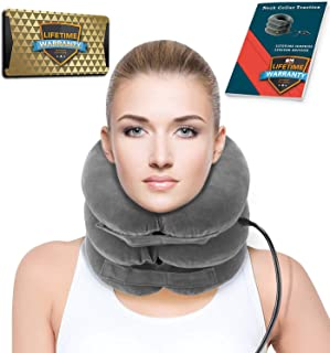 home traction for neck pain
