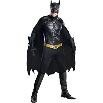 Batman I-880629L - Disfraz de Batman para hombre (adulto) Talla L ...
