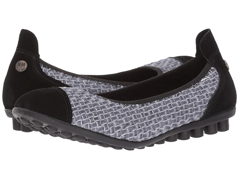 da884e1953a bernie mev. Bella Me (Grey Velvet) Women s Flat Shoes
