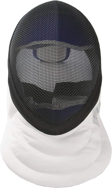 LEONARK Fencing Epee Mask Hema National Colorado Springs Mall Save money Certified Helmet 350N CE