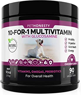 Best dog vitamins for growth Reviews