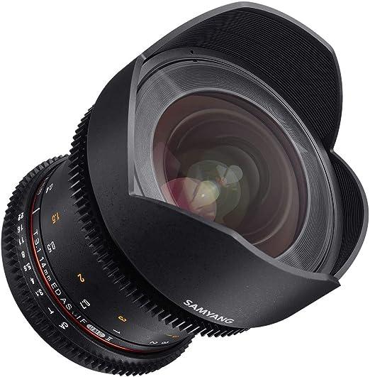 Samyang 13014t3 1s 14 Mm T3 1 Vdslr Ed As If Umc Ii Kamera