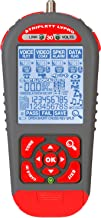 Triplett LVPRO20 Upgradeable Cable Tester with 6 Tester Apps for All Wire Types (Phone, Coax, CAT5/6, etc.) LVPRO30