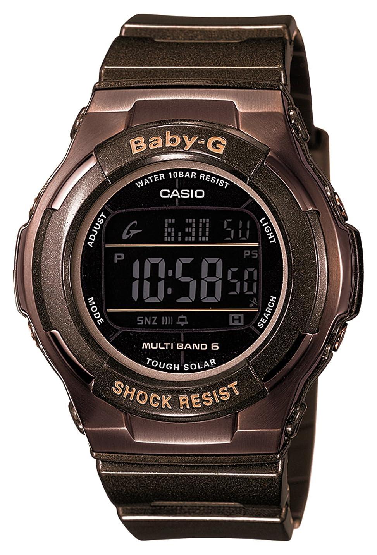バランスのとれたスクリュー予備[カシオ]CASIO 腕時計 BABY-G ベビージー 電波ソーラー BGD-1310-5JF レディース