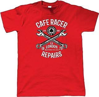 Cafe Racer Repairs, Mens T Shirt