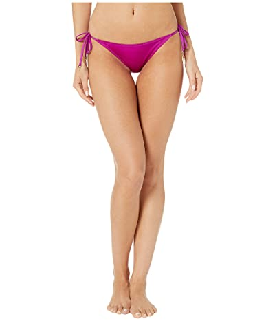 Stella McCartney Charms Tie Side Bikini (Bright Purple) Women