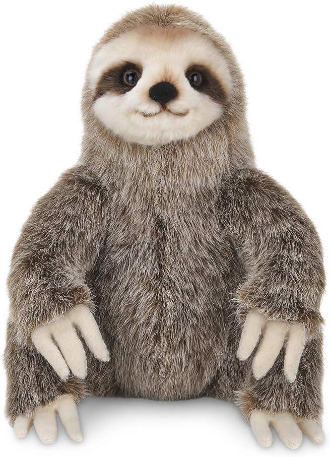 Bearington Simon Plush Three Toed 10 Reservation Animal inche Sloth Stuffed Discount is also underway