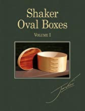 Shaker Oval Boxes Vol.1