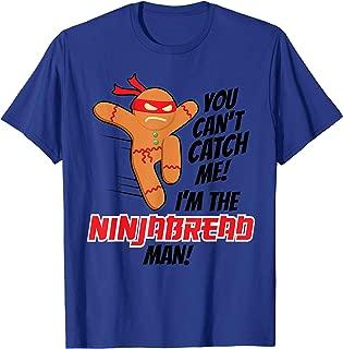 ninjabread man t shirt