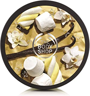 The Body Shop Vanilla Marshmallow Body Butter, 6.75 Oz