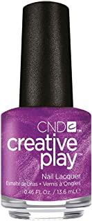 CND Creative Play Lacquer - The Fuschia is Ours - 0.46oz / 13.6ml