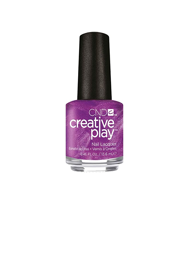 三十ドリル請願者CND Creative Play Lacquer - The Fuschia is Ours - 0.46oz / 13.6ml