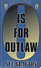 O Is for Outlaw - Large Print - Kinsey Millhone Mystery