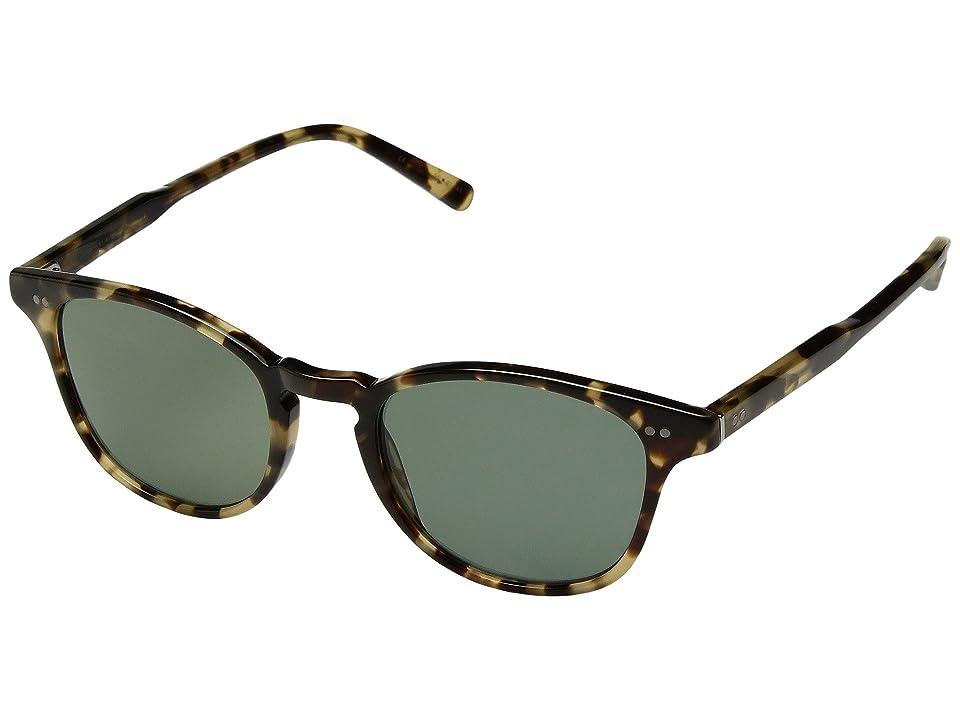 Shwood Kennedy (Havana/G15 Polarized) Athletic Performance Sport Sunglasses