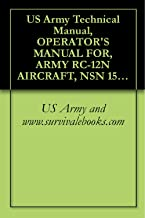 US Army Technical Manual, OPERATOR'S MANUAL FOR, ARMY RC-12N AIRCRAFT, NSN 1510-01-361-5016, TM 1-1510-223-10, 1994