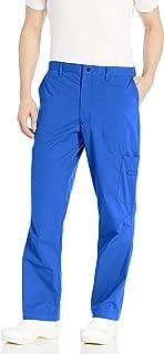 Landau Men's Premium 6 Pocket Drawstring Cargo Stretch Scrub Pant Uniform