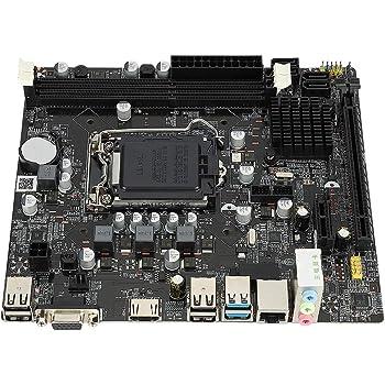 Richer-R デスクトップコンピュータマザーボード LGA 1155 USB3.0 SATAメインボード Intel B75適用