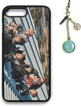 Fanstown Kpop BTS Bangtan Boys iPhone7PLUS/iPhone8PLUS case You Never Walk Alone + Album Logo Pendant (E02)