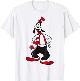 Disney Mickey And Friends Christmas Goofy Winter Wear T-Shirt