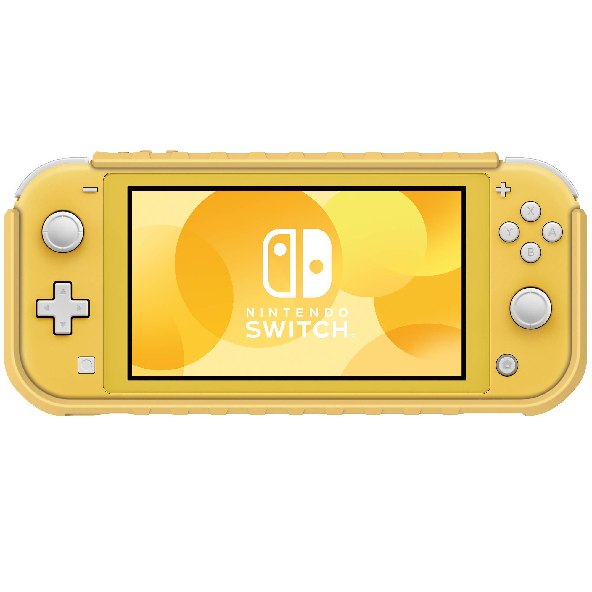 Hori - Carcasa híbrida amarilla (Nintendo Switch Lite): Amazon.es: Videojuegos