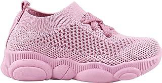 VCOOTS Baby First Walking Shoes 1-5 سنوات خفيفة الوزن غير قابلة للانزلاق قابلة للتنفس ومريحة، مناسبة للأولاد والبنات أحذية...