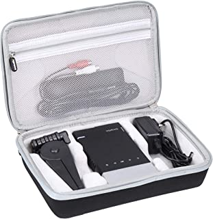 Aproca Hard Storage Travel Case for Vamvo Ultra Mini Portable Projector