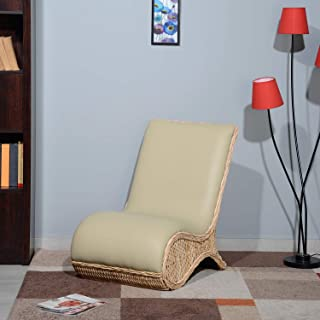 @home by Nilkamal Ritzy Occassional Chair (Brown)