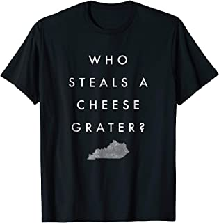 Best who steals a cheese grater shirt Reviews