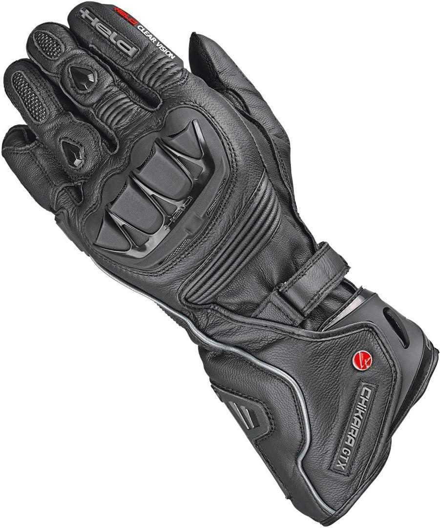 Held Chikara Gtx Handschuhe Schwarz 9 Auto