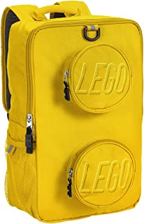 LEGO Brick Backpack - Yellow
