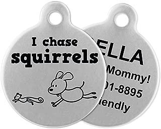cartoon pet tags