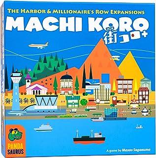 Pandasaurus Games Machi Koro Expansion - Requires Machi Koro Base Game - Board Games - Adult Games for Game Night - Card G...