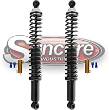 Best 2002 chevy avalanche rear shocks Reviews