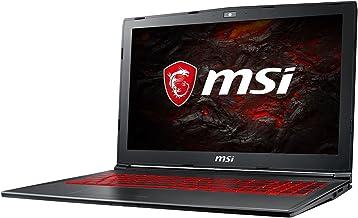 MSI Gaming GV62 7RE-1625DE 2.8GHz i7-7700HQ 15.6