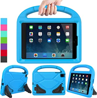 LEDNICEKER Kids Case for iPad Mini 1 2 3 4 5 – Light Weight Shock Proof Handle..