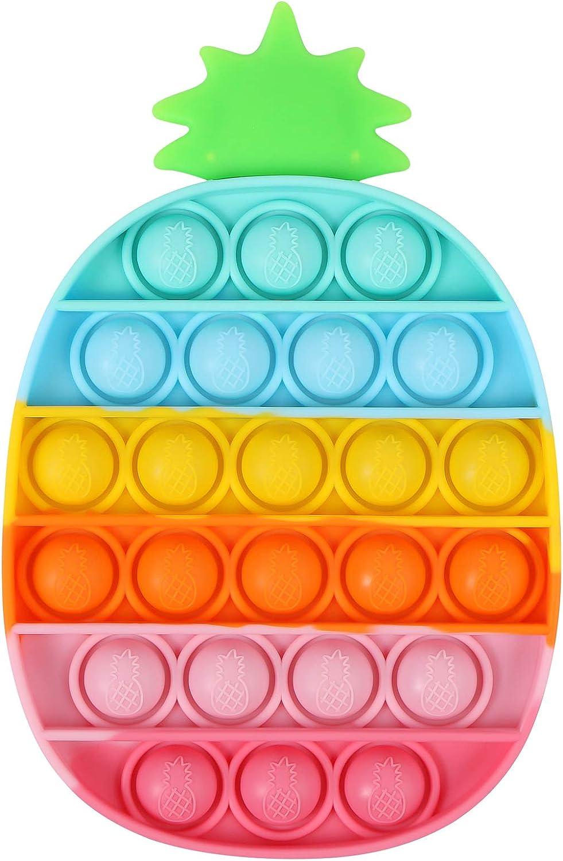 EVERMARKET Push Pop Bubbles Fidget Sensory Toys,Stress Reliever