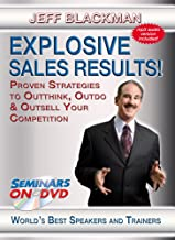 Explosive Sales Results! - Proven Strategies to OutThink, OutDo and OutSell Your Competition - Seminars On Demand Sales Training Skills Video - Speaker Jeff Blackman - Includes Streaming Video Streaming Audio + MP3 Audio - Works with All Devices