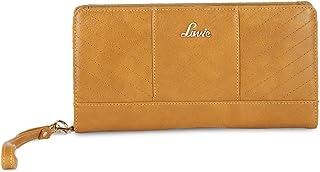Lavie Womens 2 Fold Passport Holder (Ocher)