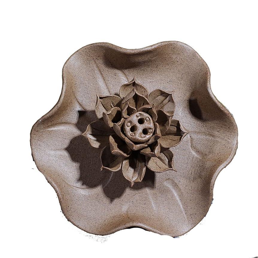 立ち寄る戦い十一(ラシューバー) Lasuiveur 香炉 線香立て 香立て 職人さんの手作り 茶道用品 おしゃれ  木製 透かし彫り
