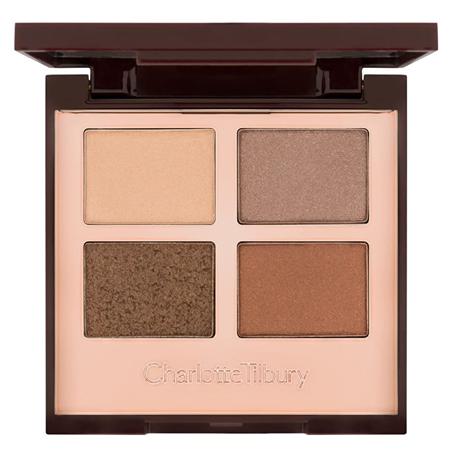 始まり独立したインレイCHARLOTTE TILBURY Luxury Palette - The Golden Goddess 5.2g