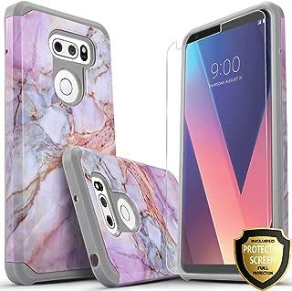 lg v30 marble case