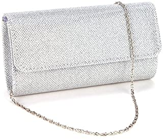 Evening Bag Clutch Purses for Women,iSbaby Ladies Sparkling Glitter Party Handbag Wedding Bag