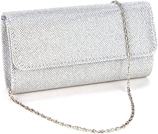 Evening Bag Clutch Purses for Women,iSbaby Ladies Sparkling Party Handbag Wedding Bag